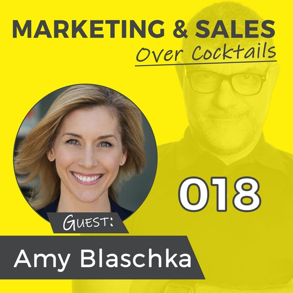018: Do You Use Stories in Your Social Media? with Amy Blaschka Image