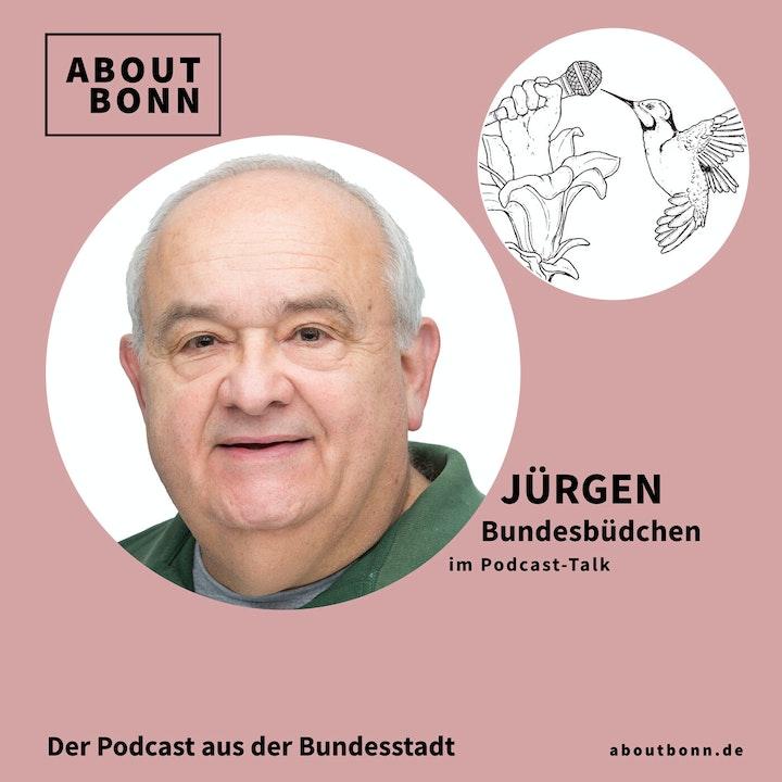 Episode image for Hast du Helmut Kohl wirklich Wurstbrötchen verkauft, Jürgen? (mit Jürgen Rausch, Bundesbüdchen)