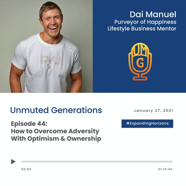 Dai Manuel: Overcoming Adversity From a Life Coach Image