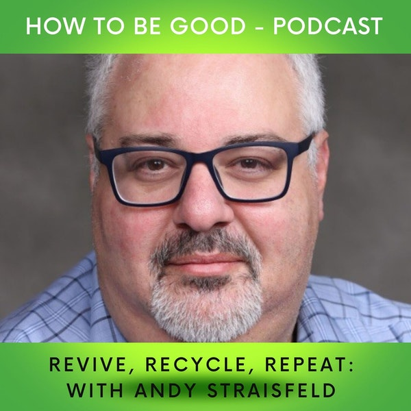 Revive, Recycle, Repeat: We talk to Andy Straisfeld about taking medical waste and giving it a new life