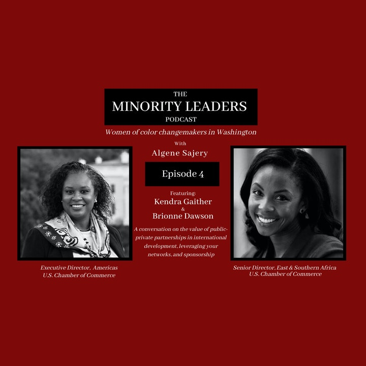 A Conversation with Kendra Gaither and Brionne Dawson from the U.S. Chamber of Commerce