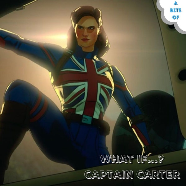 What If… Captain Carter Were the First Avenger? | Marvel Image