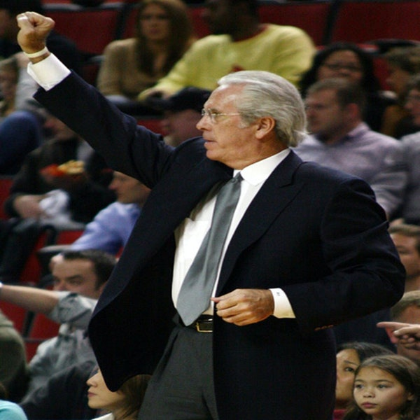 Bob Hill: NBA coaching great - AIR014 Image