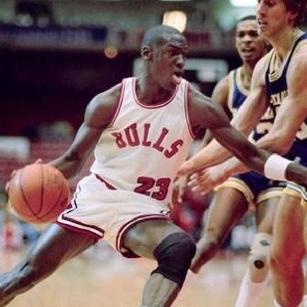 NB85-20: Michael Jordan's rookie NBA season - February 8 through 22, 1985 Image