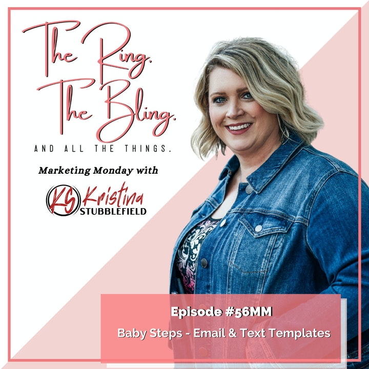 Baby Steps - Email & Text Templates