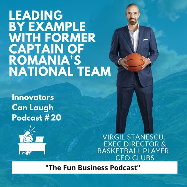 Virgil Stanescu - former Romanian basketball player to Executive Director of CEO Clubs International Image