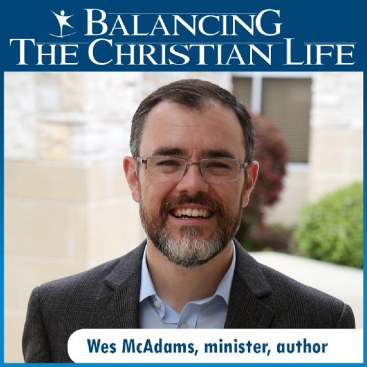 Taking it a book at a time...an interview with Wes McAdams