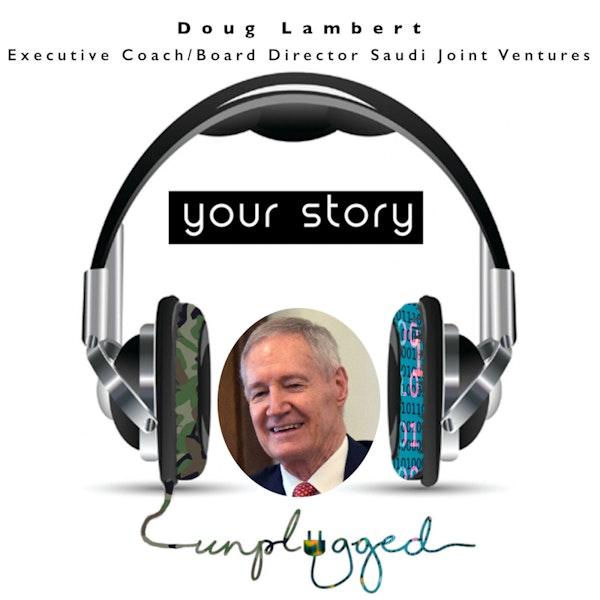 Doug Lambert - Executive Coach/Board Director/Rhodesian Light Infantry