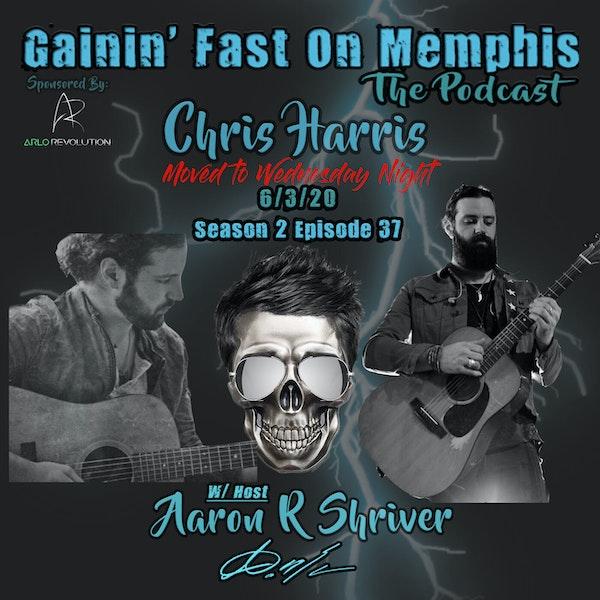 Chris Harris | Singer/Songwriter Image