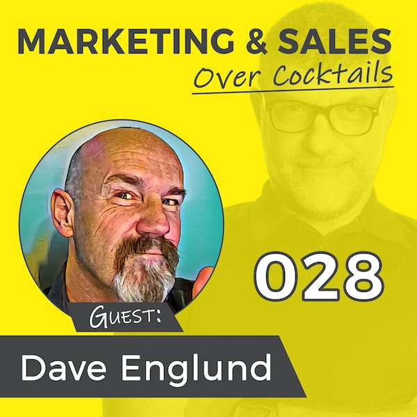 028: All Your Social Media Hacks in One Podcast (plus some website stuff too!) with Dave Englund Image