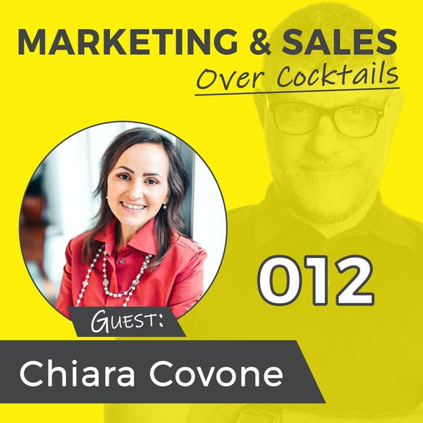 012: Do You SCHEDULE Your To-Do List, and Other Amazing Entrepreneur Hacks, with Chaira Covone Image