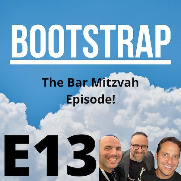 E13: Bootstrap Bar Mitzvah Image