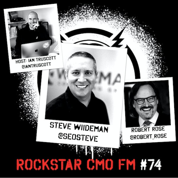 The Who's Driving the Bus, SEO Steve Wiideman, Cocktail for Change and a Parrot Episode Image