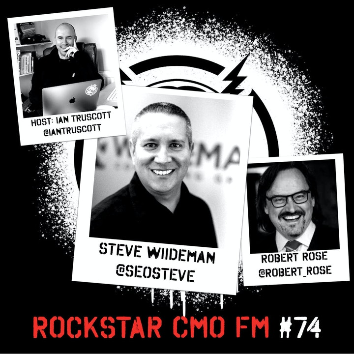 The Who's Driving the Bus, SEO Steve Wiideman, Cocktail for Change and a Parrot Episode