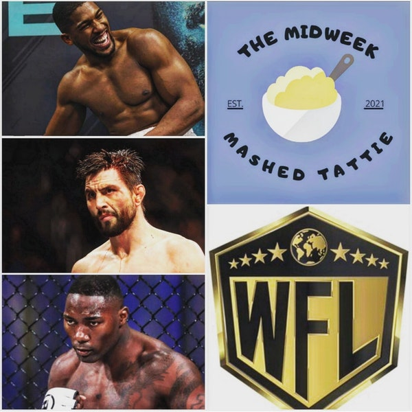 EP25 - Combat Spuds 03 - Introducing, The WFL... Image