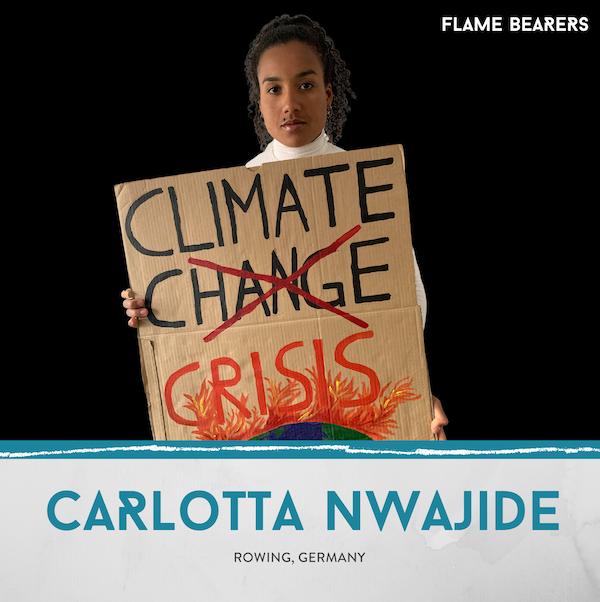 Carlotta Nwajide (Germany): Rowing & Activism Image
