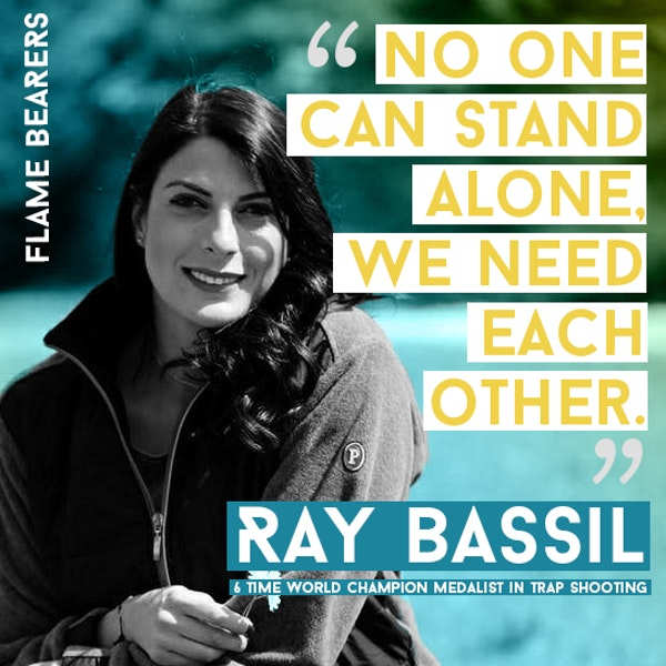 Ray Bassil (Lebanon): Finding Your Courage to Lead Image