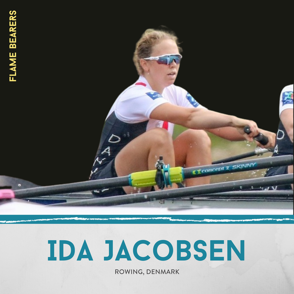 Ida Jacobsen (Denmark): Rowing & Adjusting to the Pandemic Image