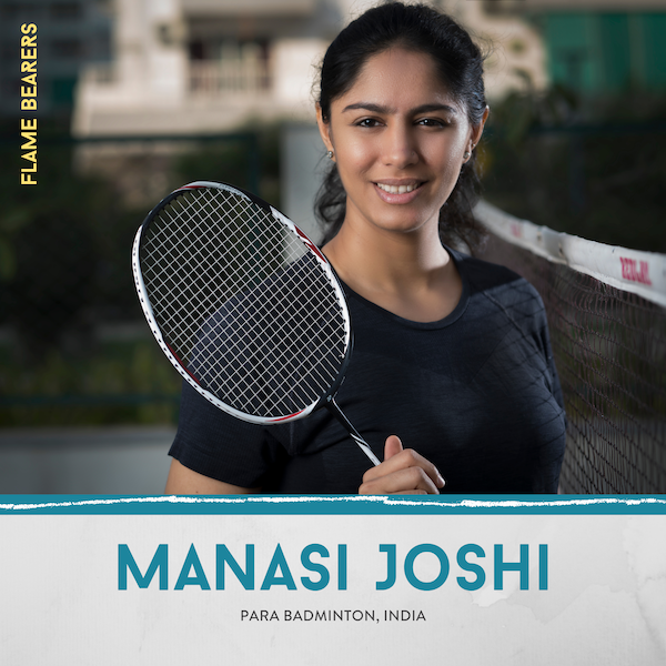 Manasi Joshi (India): Badminton & Disability Policy Image
