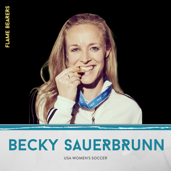 Becky Sauerbrunn (USA): Soccer & Equal Pay Image