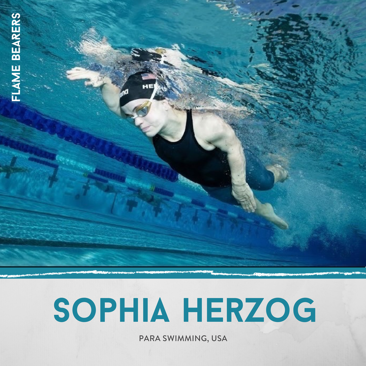 Episode image for Sophia Herzog (USA): Dwarfism & Inspiring Social Change