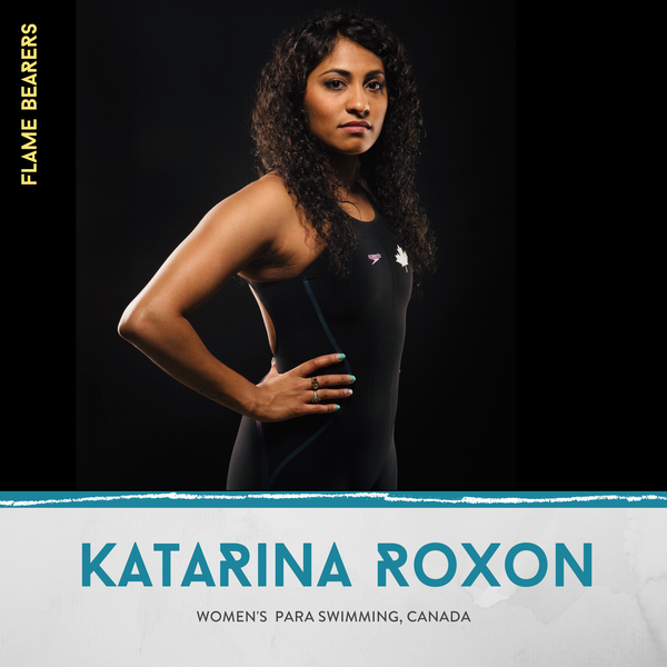 Katarina Roxon (Canada): Swimming & Body Positivity Image