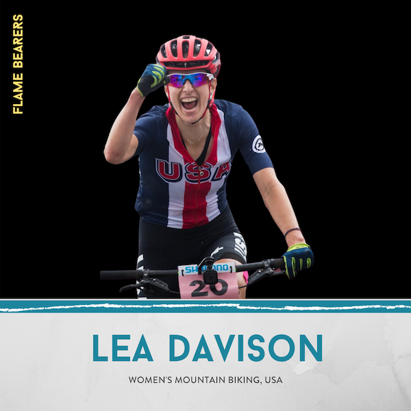 Lea Davison (USA): Mountain Biking & Queer Visibility Image
