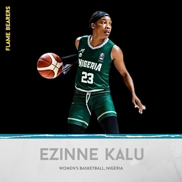 Ezinne Kalu-Phelps (Nigeria): Basketball & Entrepreneurship Image