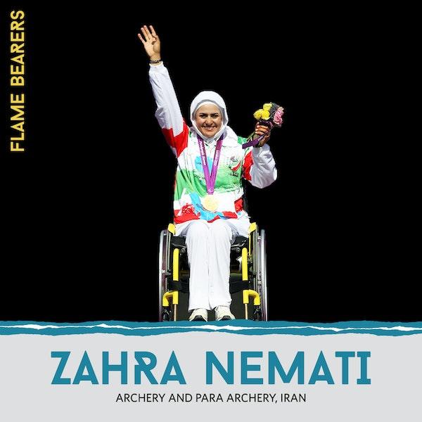 Zahra Nemati (Iran): Archery & Hope Image