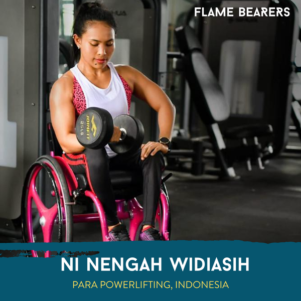 Ni Nengah Widiasih (Indonesia): Para Powerlifting & Her Support System Image