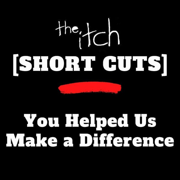 [Short Cuts] You Helped Us Make a Difference