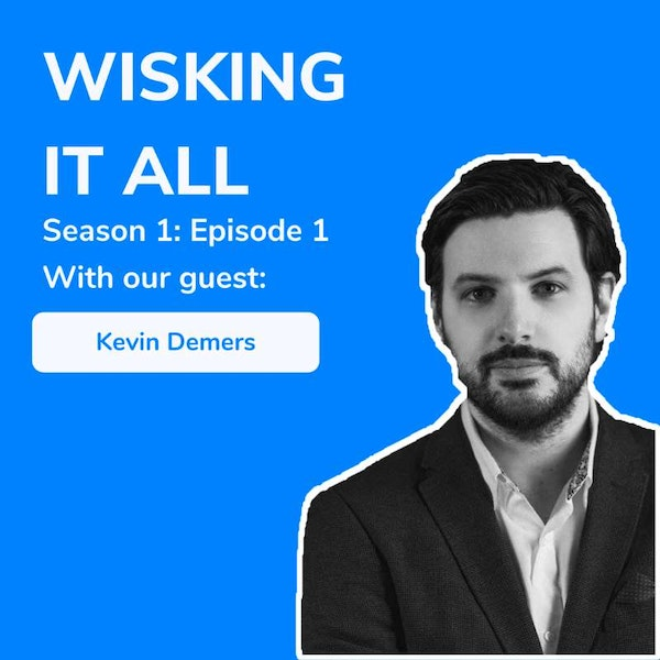 S1E1 - What it takes to go from Bartender to Owner with Kevin Demers - Owner of The Coldroom, EL PEQUEÑO BAR & The Parliament Image