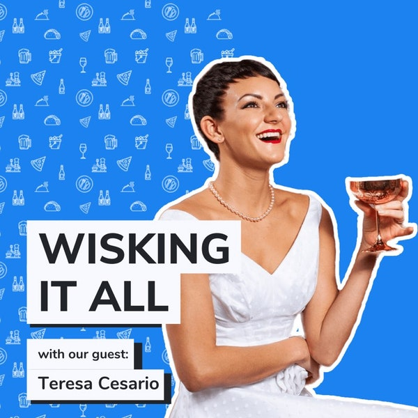 S1E10 - Being an industry multipotentialite with Teresa Cesario