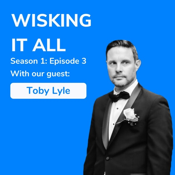 S1E3 - Science not politics with Toby Lyle Image
