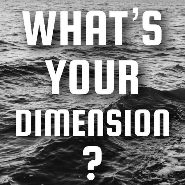 What's Your Dimension? Image