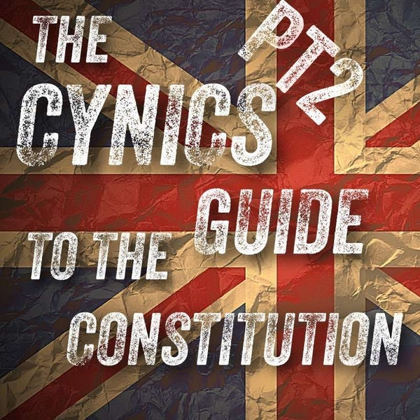 The Cynics Guide To The Constitution, PT2 Image