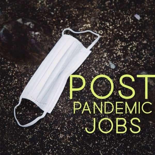 Post Pandemic Jobs Image