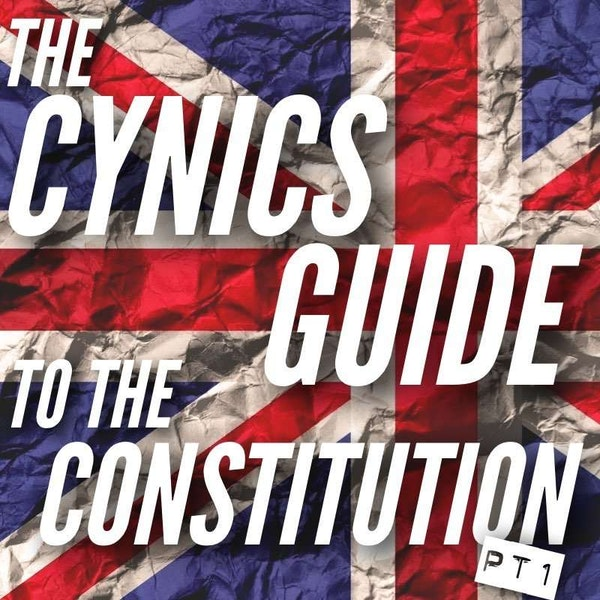 The Cynics Guide To The Constitution, PT1 Image