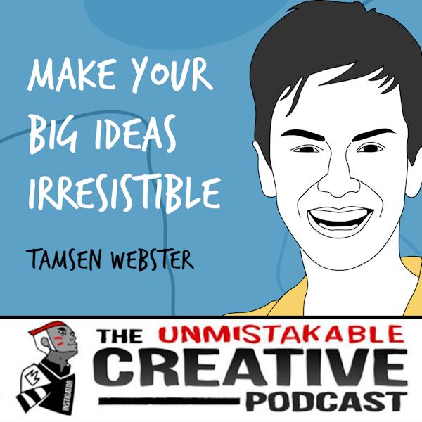 Tamsen Webster | Make Your Big Ideas Irresistible Image