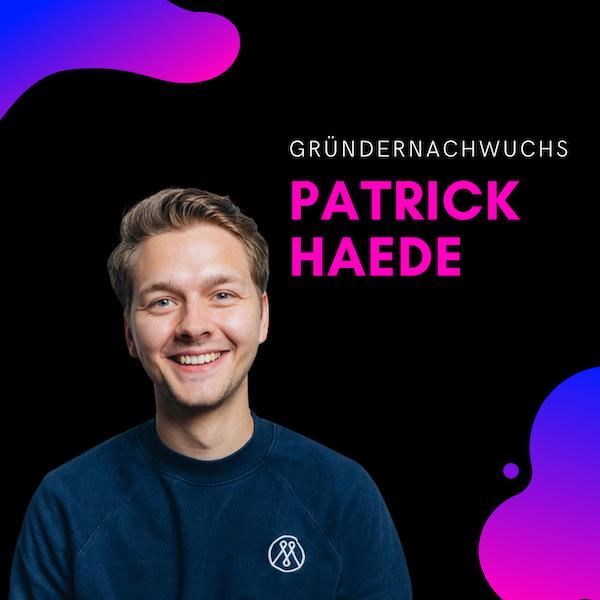Shorts 14 | Patrick Haede: Unternehmertum ist wie ein Muskel Image