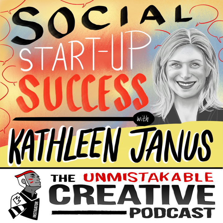 Kathleen Janus: Social Start-Up Success
