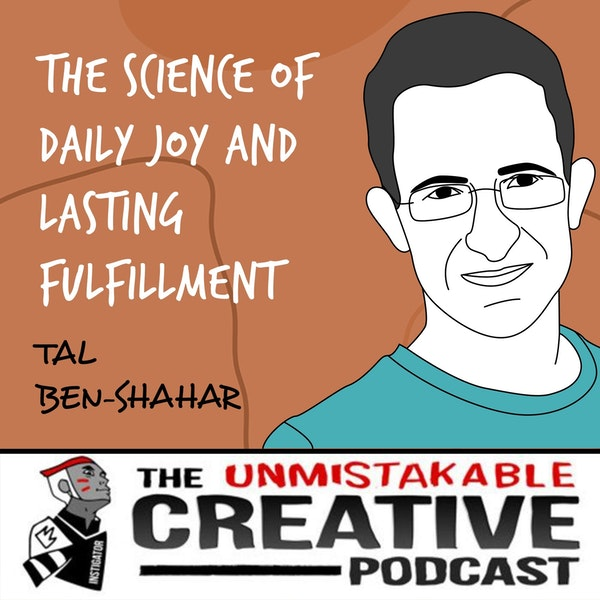 Tal Ben Shahaar | The Science of Daily Joy and Lasting Fulfillment Image