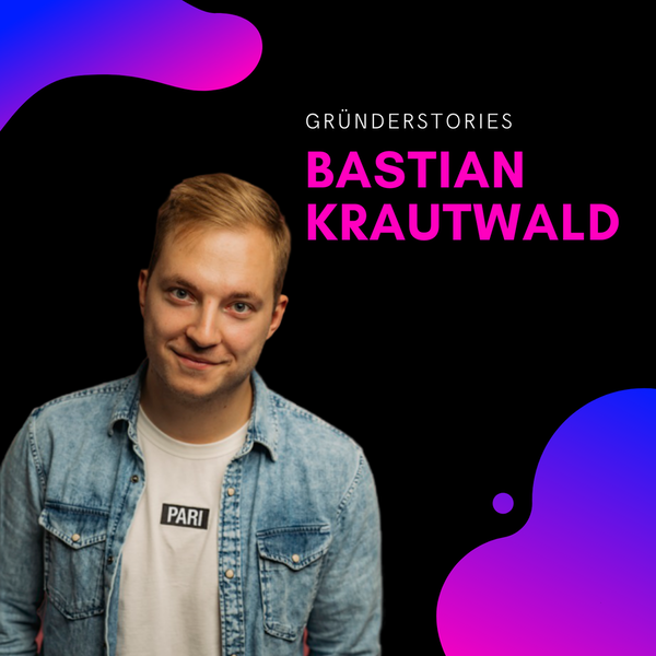 Bastian Krautwald, wajve | Gründerstories Image