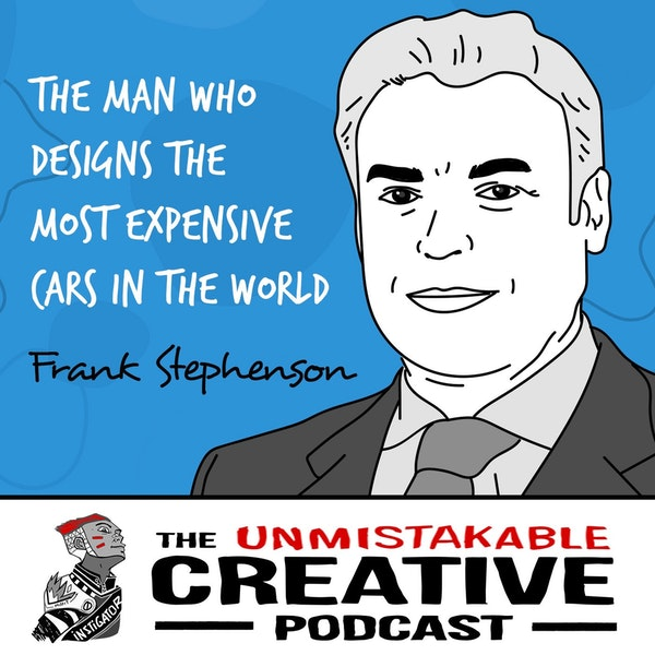 Frank Stephenson: The Man Who Designs the Most Expensive Cars in The World Image