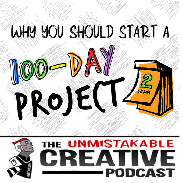 Why You Should Start a 100 Day Project Image