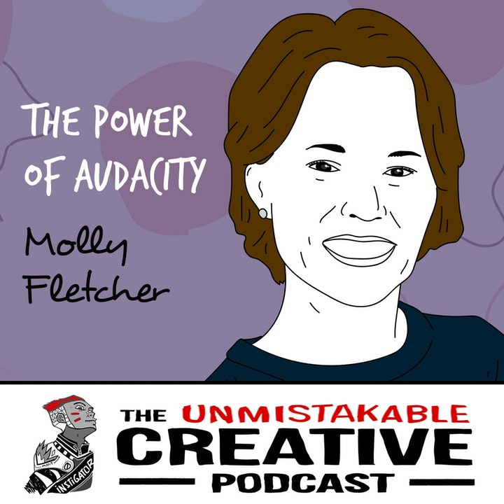 Molly Fletcher | The Power of Audacity