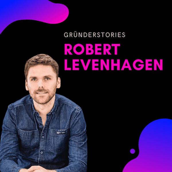 Robert Levenhagen, InfluencerDB | Gründerstories Image