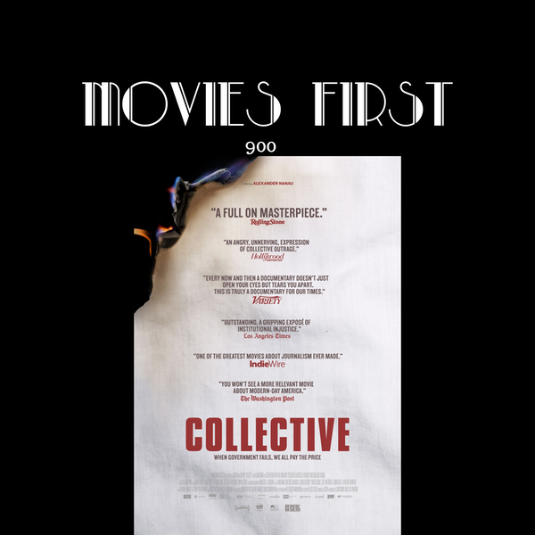 Collective (Documentary, Drama) (the @MoviesFirst review)