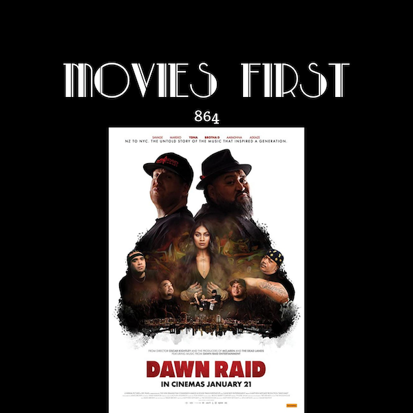 Dawn Raid (Biography, Music, Documentary) (the MoviesFirst review) Image