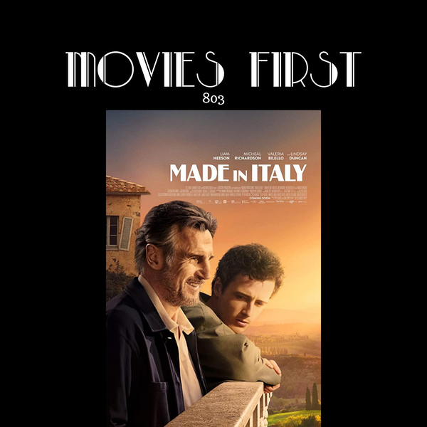 Made In Italy (Comedy)(the @MoviesFirst review)